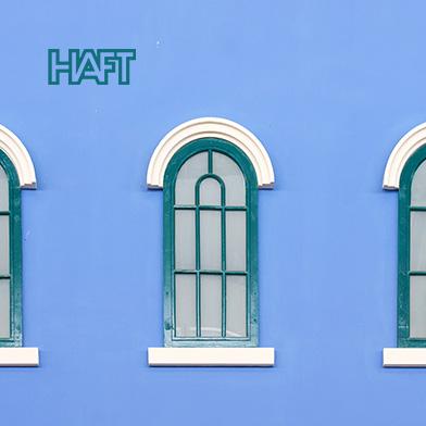 Посадочная страница для «HAFT»