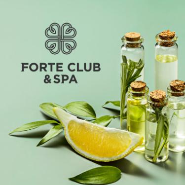 Лендинг для «Forte club & spa»