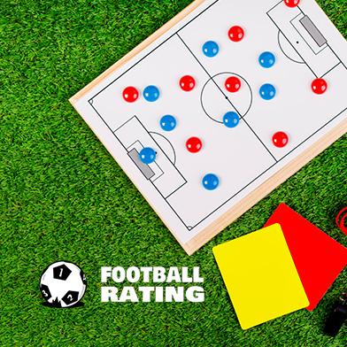 Англоязычный сайт на футбольную тематику
